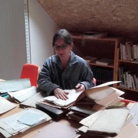 Chasse aux trésors dans les archives