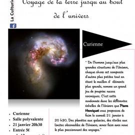 Astronomie à Curienne