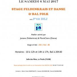 Stage et Bal folk à La Thuile !