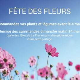 Fête des fleurs !