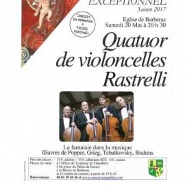 Concert exceptionnel à Barberaz
