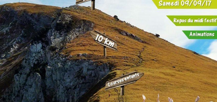 Solida Trail Sherpa le 9 septembre 2017 de 7h30 à 16h30