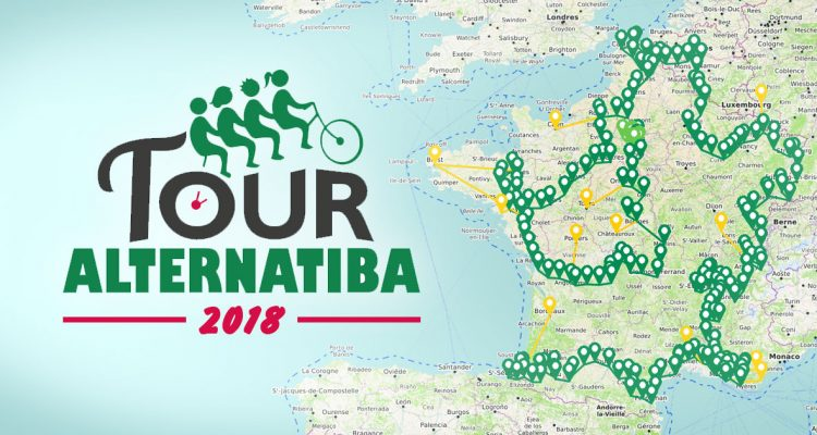 Tour ALTERNATIBA – Etape de Jarsy du 20 au 24 aout