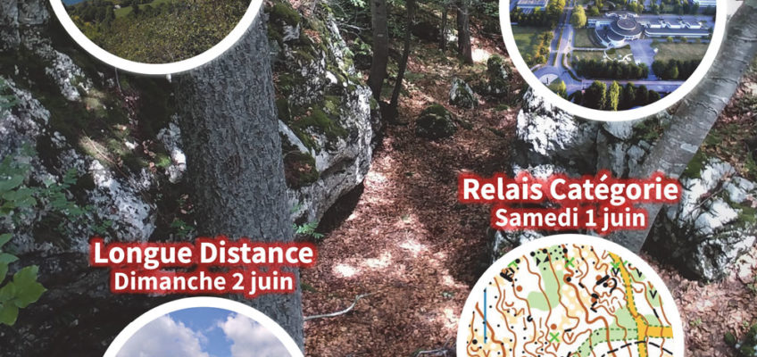 Championnat de France de Course d'Orientation 2019  – LA THUILE – le 30 mai