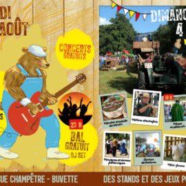 Fête de la Batteuse – Saint-Ours – 3 et 4 Août 2019